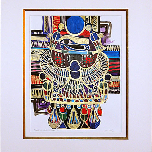 Tesoro de Tutankhamun V