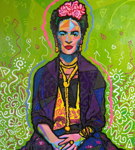 Freda-Kahlo-on-green